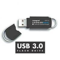 Courier USB 3.0 FIPS 197 64GB