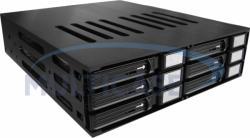 """Výměnný rámeček na 6x 2,5"""" SATA SSD"""